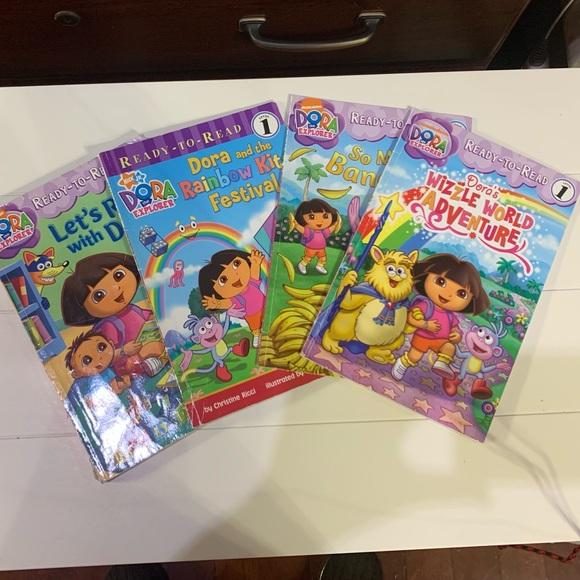 Dora the Explorer Book bundle